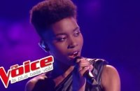 Full Of Stars - Coldplay | Ann-Shirley | The Voice France 2017 | Live