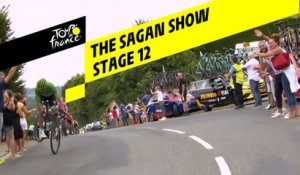 Sagan fait le show / The Sagan show - Étape 12 / Stage 12 - Tour de France 2019
