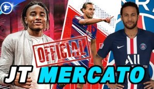 Journal du Mercato : le Paris Saint-Germain vend à tour de bras