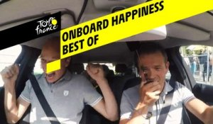 Onboard Happiness - Best of - Tour de France 2019