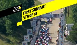 First Summit - Étape 18 / Stage 18 - Tour de France 2019