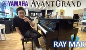 The Script - Hall of Fame Piano by Ray Mak | Yamaha AvantGrand NU1X Bösendorfer