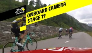 Onboard camera Emotions - Étape 19 / Stage 19 - Tour de France 2019