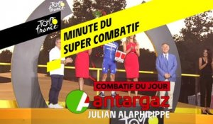 La minute du super combatif Antargaz - Tour de France 2019