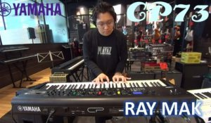 One Republic - Secrets Piano by Ray Mak - Yamaha CP73