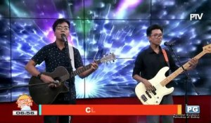 LIVE ON BAGONG PILIPINAS: Clockwork