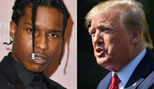 Who is A$AP Rocky and why does he have Trump's attention? - video