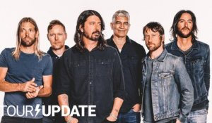 Foo Fighters Bring the Concrete and Gold on Tour