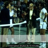"Tennis Podcast - ""Reprise."" : ""La nuit où le tennis a changé"" une production Cartache Prod"