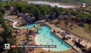 Hérault : zoom sur l'un des plus grands campings de France