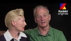 Le Fast & Curious de Tilda Swinton & Bill Murray
