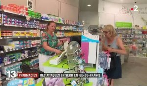 Île-de-France : les pharmacies de plus en plus cambriolées