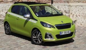 Essai Peugeot 108 1.0 VTi 72 Top Collection 2019