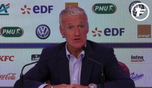 Didier Deschamps justifie l'absence de Samuel Umtiti