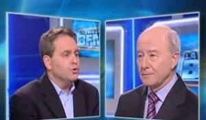 Xavier Bertrand - La Tribune BFM Dailymotion Partie 2