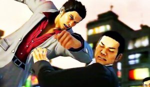 THE YAKUZA REMASTERED COLLECTION Bande Annonce de Gameplay (2019) PS4