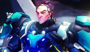 "OVERWATCH ""Sigma"" Bande Annonce de Gameplay"
