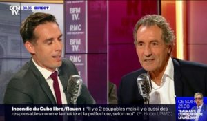 Jean-Baptiste Djebbari face à Jean-Jacques Bourdin en direct
