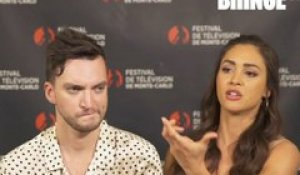 Inside The 100 avec Lindsey Morgan et Richard Harmon
