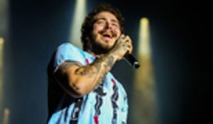 Post Malone's 'Hollywood's Bleeding' Debuts at No. 1 on Billboard 200 | Billboard News
