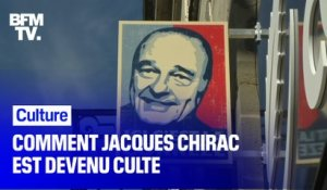 Comment Jacques Chirac est devenu culte