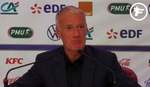 Didier Deschamps juge l'adaptation de Griezmann au Barça