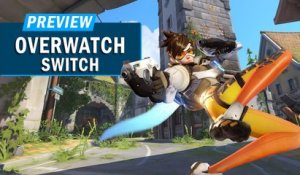 OVERWATCH SWITCH | PREVIEW