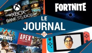 FORTNITE, porté disparu ? | LE JOURNAL #57