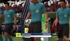 FIFA 20 : on a simulé Metz - Nantes de la 10e journée de Ligue 1