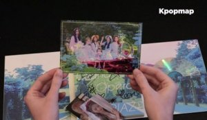 "[Unboxing] ARIAZ 1st Mini Album ""Grand Opera"" Unboxing"