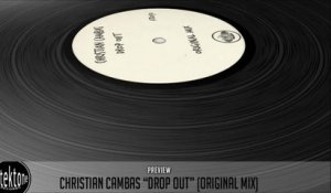 Christian Cambas - Drop Out (Original Mix) - Official Preview (Autektone Records)