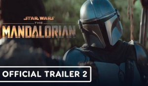 The Mandalorian (STAR WARS) – Official Trailer 2  Disney+  Streaming Nov. 12