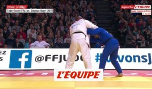 Riner au 3e tour - Judo - Grand Slam de Paris