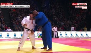 Riner battu au 3e tour ! - Judo - Grand Slam de Paris