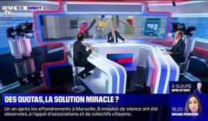 Mise en place de quotas pour l'immigration économique: la solution miracle ? - 05/11