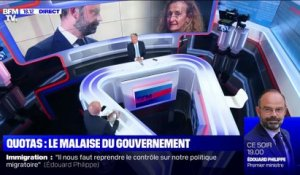 Quotas d'immigration: le malaise du gouvernement (3/3) - 06/11