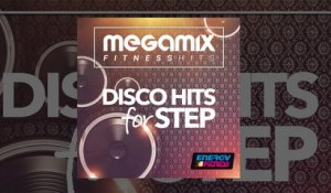 E4F - Megamix Fitness Disco Hits For Step - Fitness & Music 2018