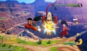 Dragon Ball Z Kakarot - Trailer personnages, supports et aventure