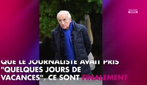 Jean-Pierre Elkabbach : les raisons de son absence sur CNews
