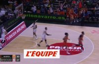 Valence facile face au Bayern Munich - Basket - Euroligue - 8e j.