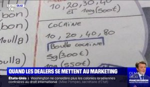 Quand les dealers se mettent au marketing