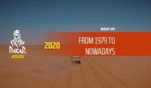 Best of from 1979 to nowadays - Dakar 2020
