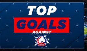 Le top buts : Paris Saint-Germain - LOSC