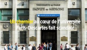 Un charnier au cœur de l'université Paris-Descartes fait scandale
