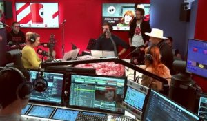 Axelle Red & Ycare live dans Le Double Expresso RTL2 (29/11/19)