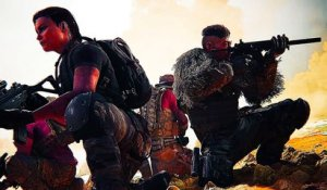 "GHOST RECON BREAKPOINT ""Raid"" Bande Annonce"