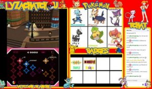 Exploration de la route 4- Mini streams - Live Pokémon version Blanche-LyzaChatchou (07/12/2019 00:03)