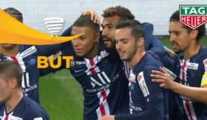 But Eric Maxim CHOUPO-MOTING (40ème) / Le Mans FC - Paris Saint-Germain - (1-4) - (LEMANS-PARIS) / 2019-20