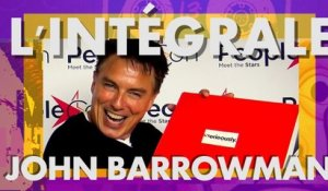 JOHN BARROWMAN : Arrow, Dr Who, Reign... Notre interview L'Intégrale !