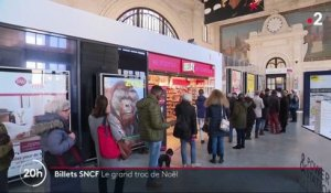 Week-end de Noël : des incertitudes face aux trains de la SNCF